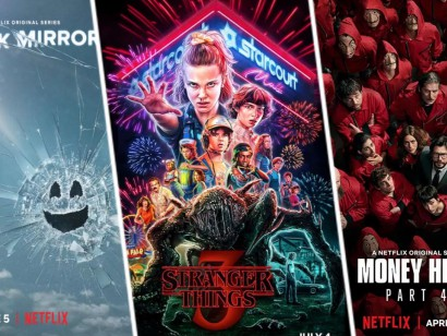 En iyi 25 Netflix dizisi